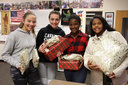 Holiday Season Highlighted by Acts of Giving to Others