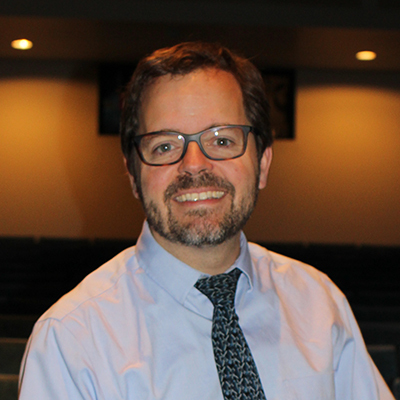 James Bohanek, Upper School Theater Teacher