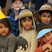 Preschool Hat Day