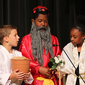 Fourth Grade Play